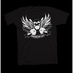 T-Shirt Skull - Normaler...